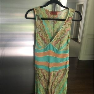 Gorgeous Missoni Dress in EUC.